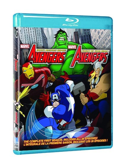 Aventers Earth's Mightiest Heroes
