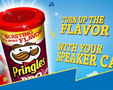 pringles speaker can