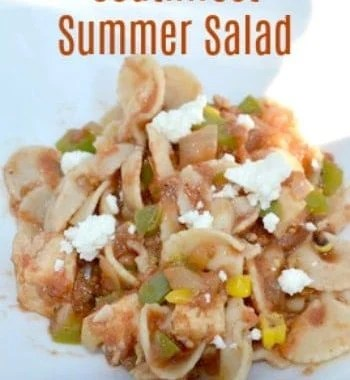 Sizzling Southwest Summer Salad