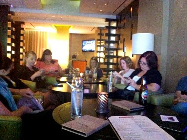 Hilton Garden Inn Hollywood Bloggers