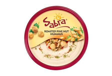 Sabra Roasted Pine Nut Hummus
