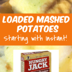Loaded Mashed Potatoes Recipe