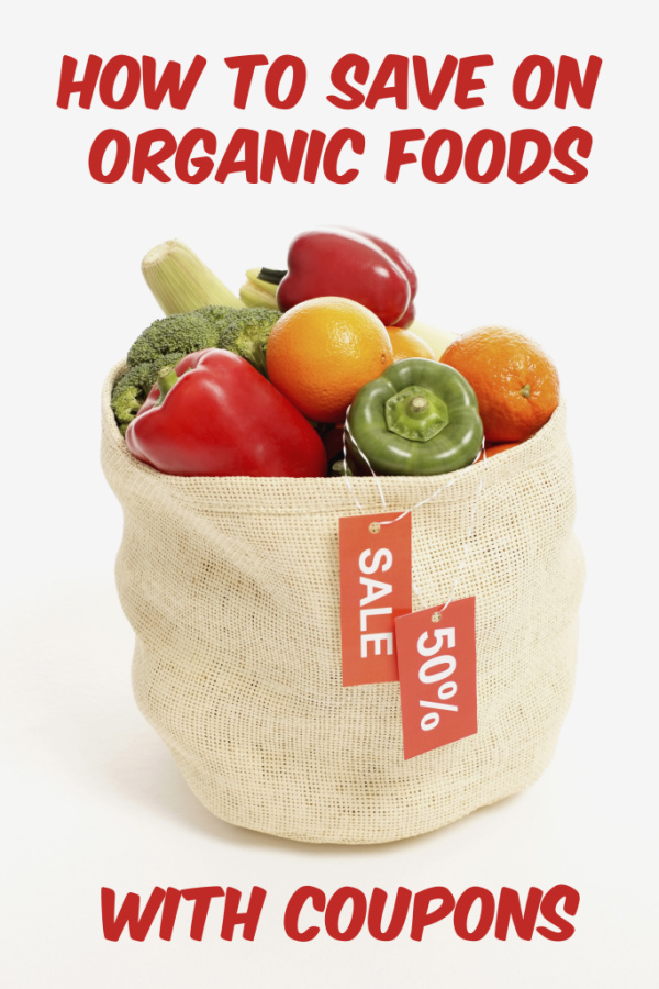 How to Save on Organic Foods with Coupons