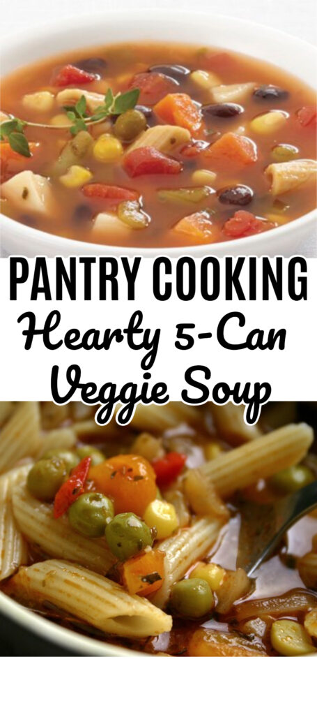 Easy Pantry Soup