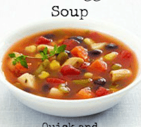 Super Easy Hearty 5-Can Veggie Soup