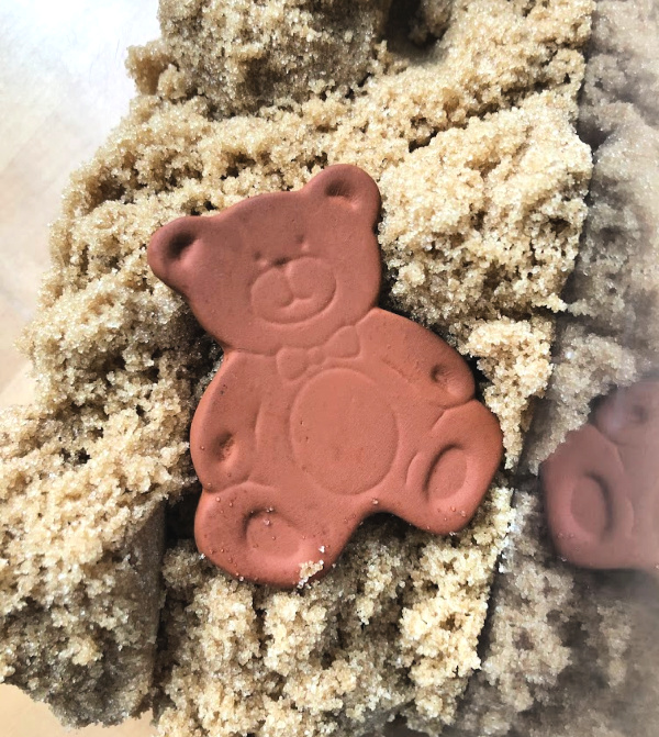 TERRA COTTA BROWN SUGAR BEAR