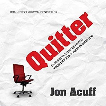 quitter audio book