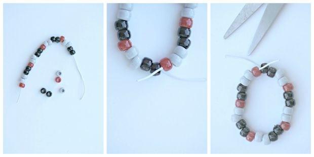 Disney Descendants DIY Character Bracelet Instructions