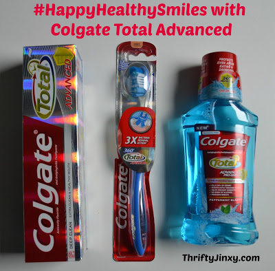 Colgate Total Advanced Products