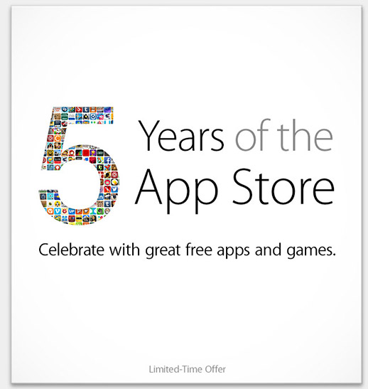 Apple Anniversary Free Aps