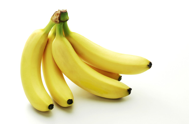bunch of yellow bananas