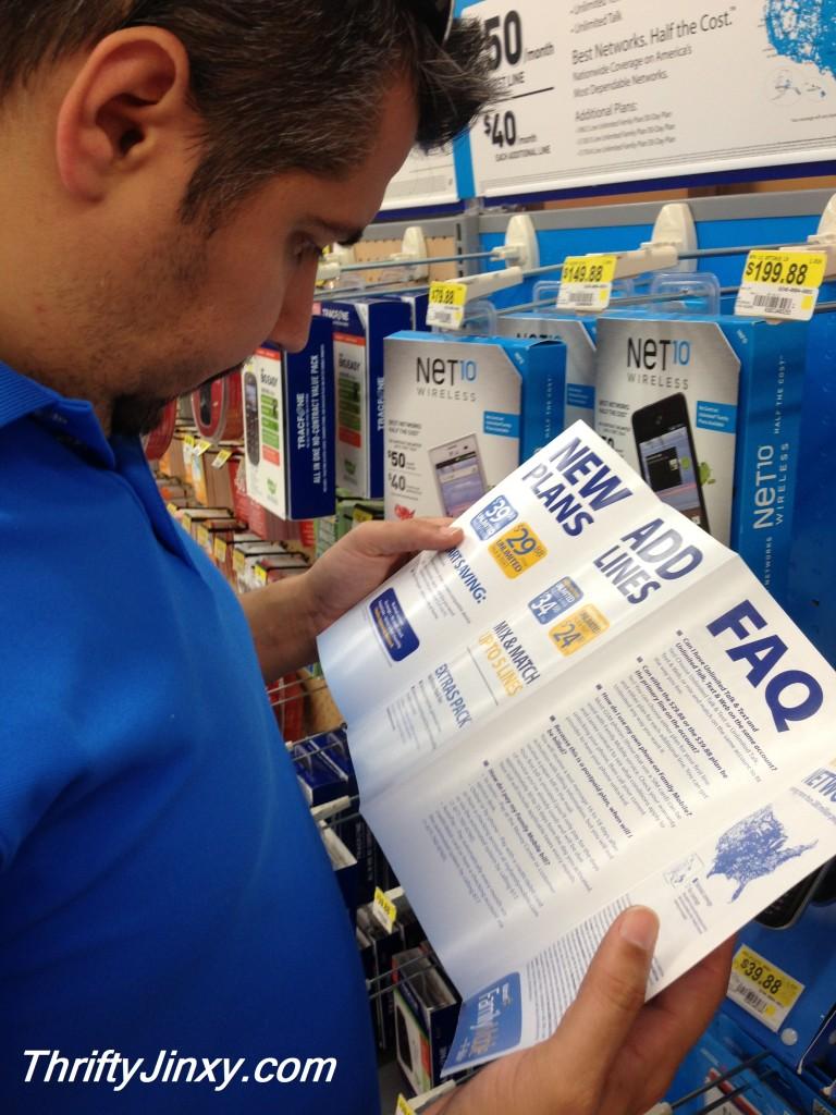 Walmart Family Mobile Unlimited Plans #shop #FamilyMobileSaves