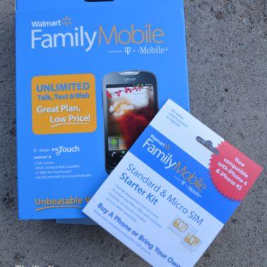 Walmart Family Mobile #shop #FamilyMobileSaves