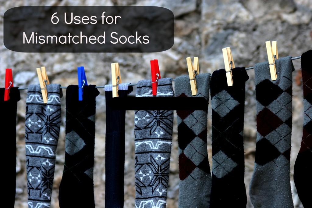 uses for mismatched socks