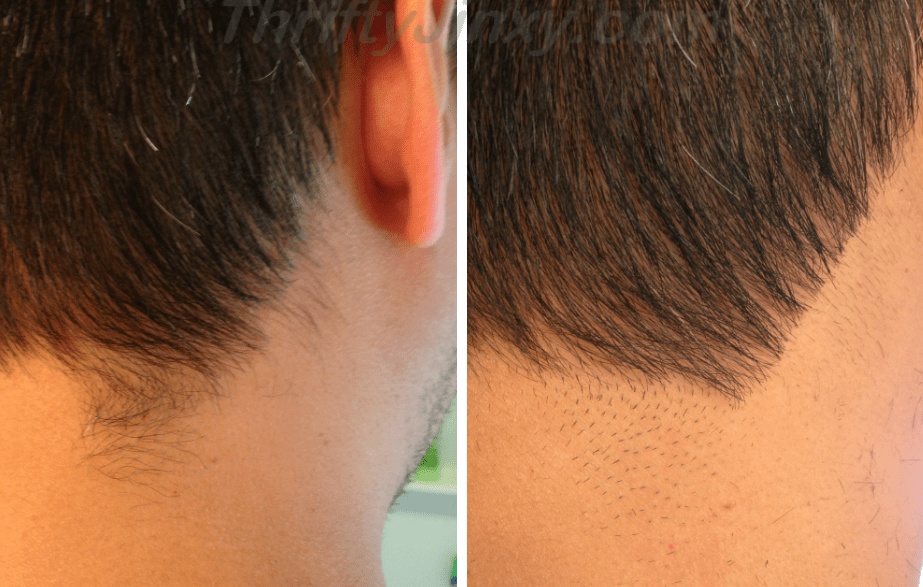 wahl trimmer results