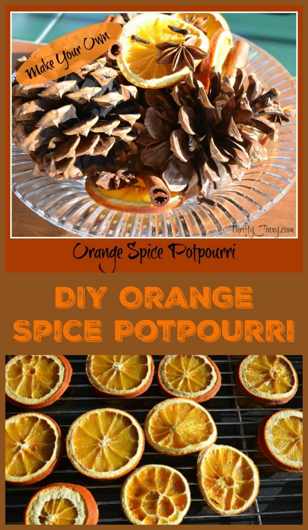 DIY Orange Spice Potpourri (1)