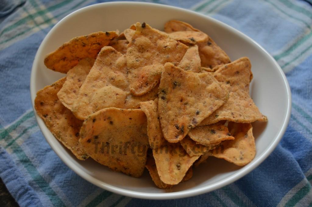 Green Giant Veggie Chips 1