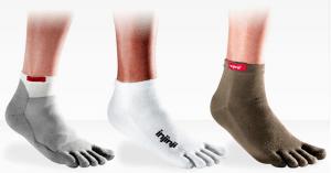 groupon toe socks