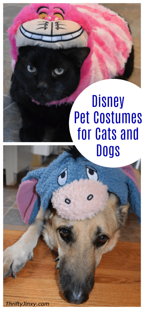 Disney Pet Costumes for Cats and Dogs