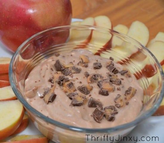 Rolo Chocolate Dip Recipe