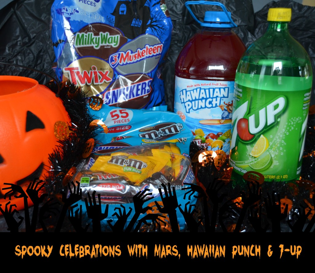 Spooky Celebrations Mars Hawaiian Punch 7up #spookycelebrations #shop #cbias