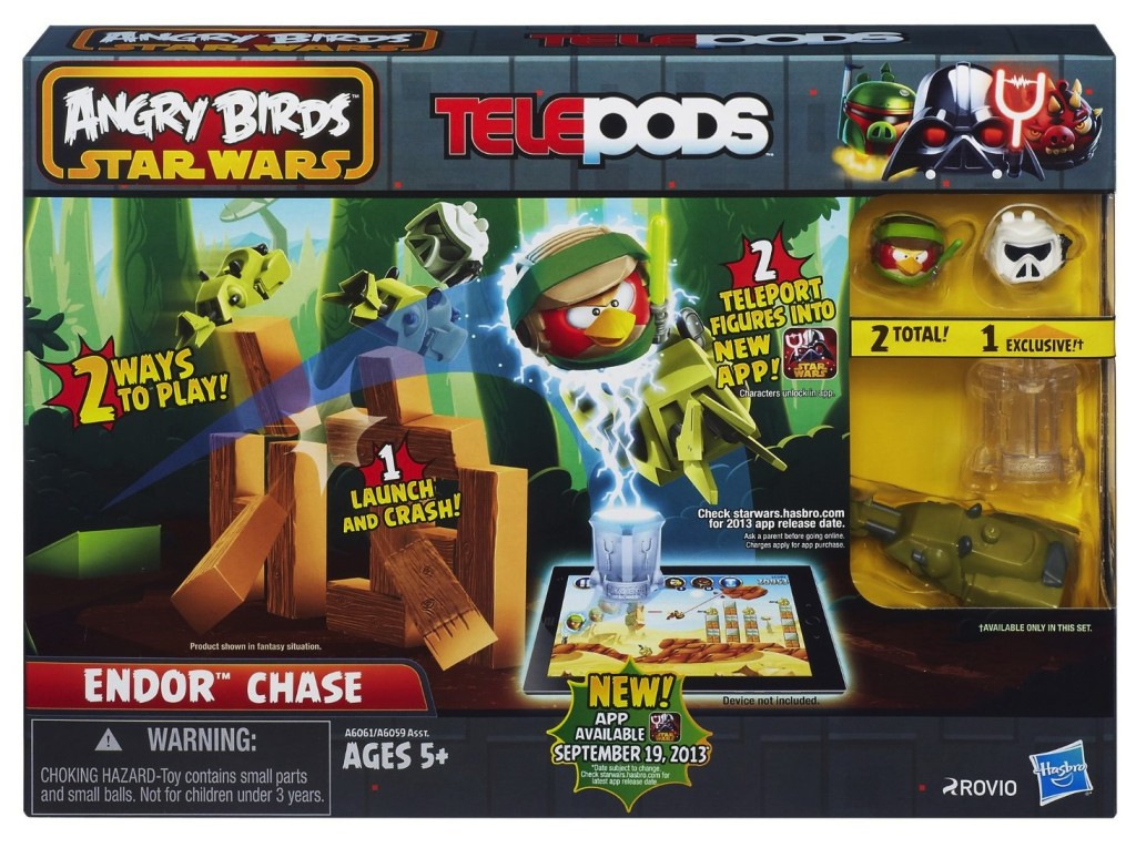 angry birds telepods
