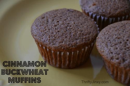 Buckwheat Muffins Recipe