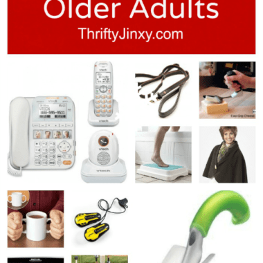 Gift Ideas Older Adults
