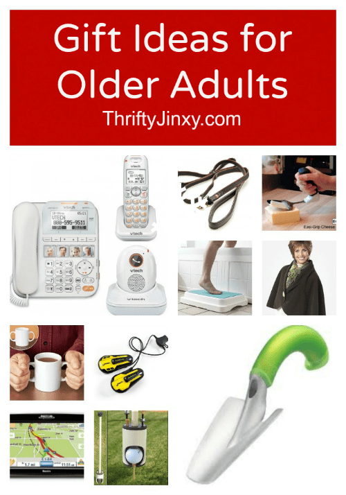 Older Adults Gift Ideas