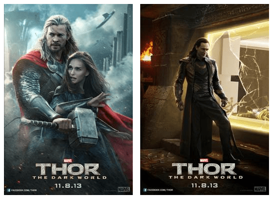 Thor Movie Posters