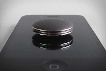 Shine image on iphone
