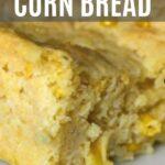 Super Moist Corn Bread