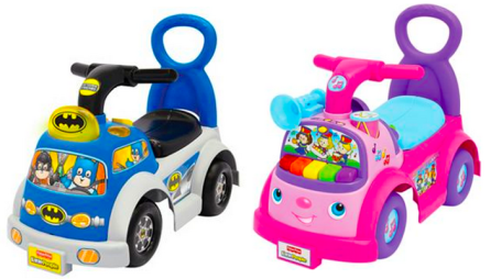 Fisher Price Ride On Cars