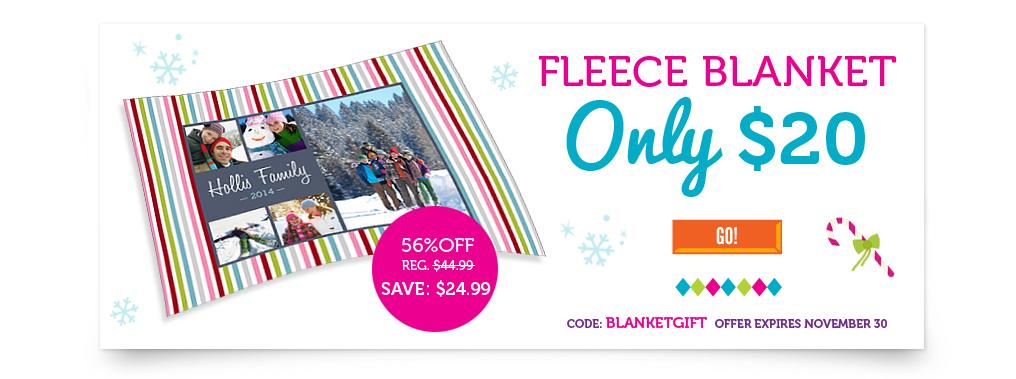 york fleece blanket
