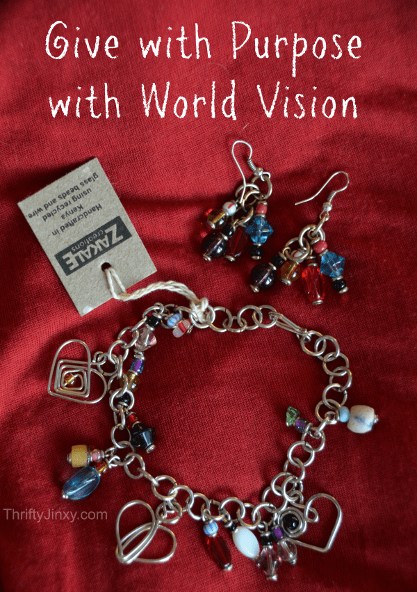 World Vision Jewelry Gifts