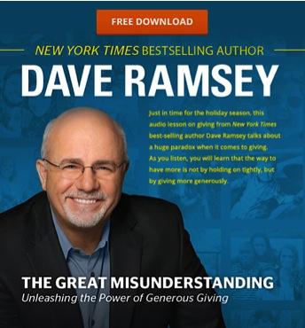 free dave ramsey audiobook