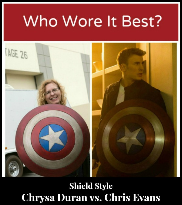 Captain America Shield Who Wore it Best