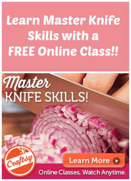 Master Knife Skills