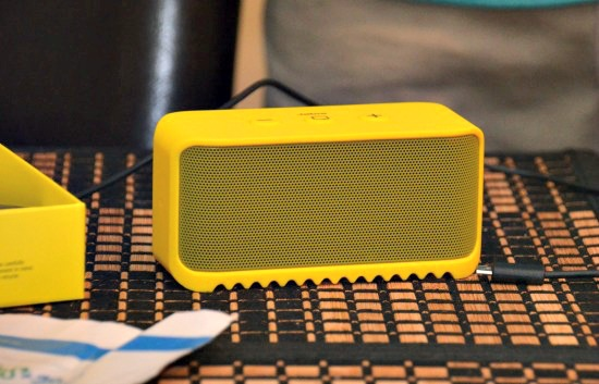 Jabra Solemate Mini in Yellow