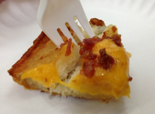 TGI Friday's Loaded Cheddar & Bacon Potato Skins #TGIFGameDay #shop