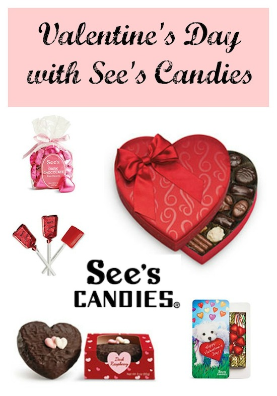 Valentines Day Sees Candies