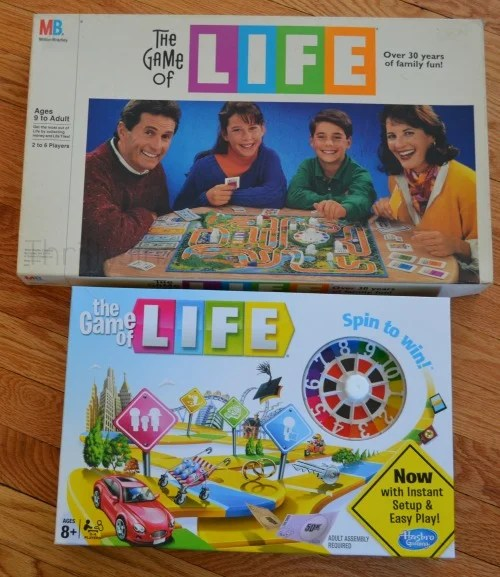 game of life 30 years