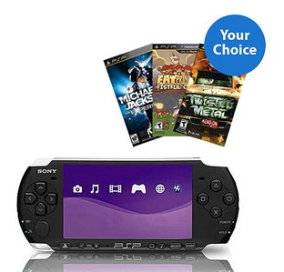 walmart sony psp bundle