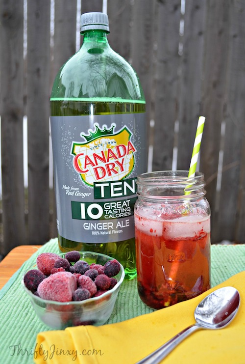 Canada Dry 10