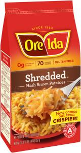 Ore-Ida Shredded Hash Brown Potatoes Printable Coupon