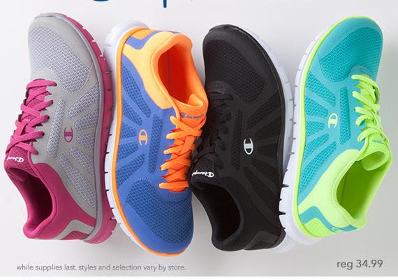 payless champion shoess