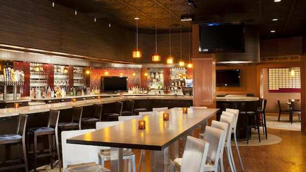 Dover Restaurant Review Minneapolis at the DoubleTree by Hilton Park Place