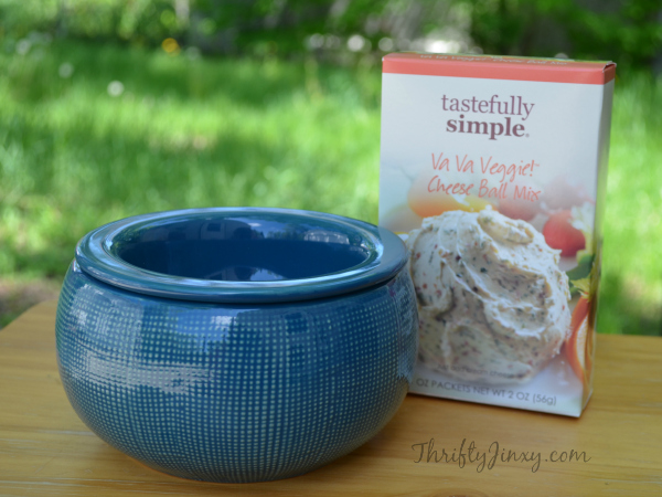 Tastefully Simple Dip Chiller