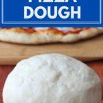Homemade Pizza Dough (2)