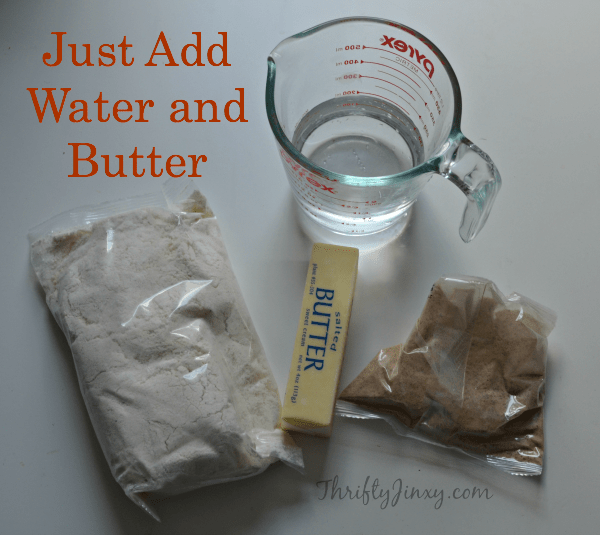 Tastefully SImple Cinnamon Muffin Melt Mix Ingredients